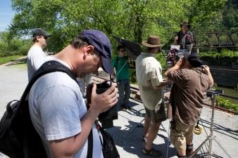 Frank Lee Ruggles: Warrior Artist Crew